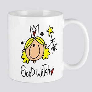 Good Witch Lefty Mug