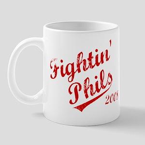 Fightin' Phils 2008 Mug