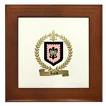 RUEST Family Crest Framed Tile
