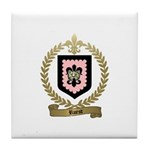 RUEST Family Crest Tile Coaster