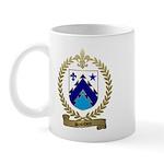 SAINDON Family Crest Mug