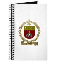 SAULNIER Family Crest Journal