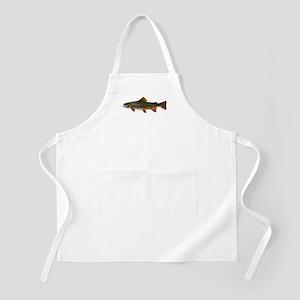 Brook Trout BBQ Apron