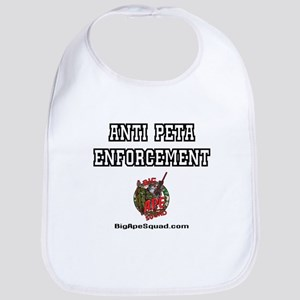 Anti Peta Enforcement Bib
