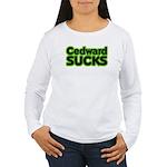 Cedward Sucks Women's Long Sleeve T-Shirt