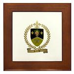 SAVAGE Family Crest Framed Tile