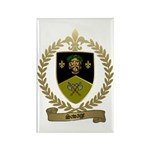 SAVAGE Family Crest Rectangle Magnet (10 pack)