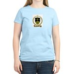 SAVAGE Family Crest Women's Pink T-Shirt