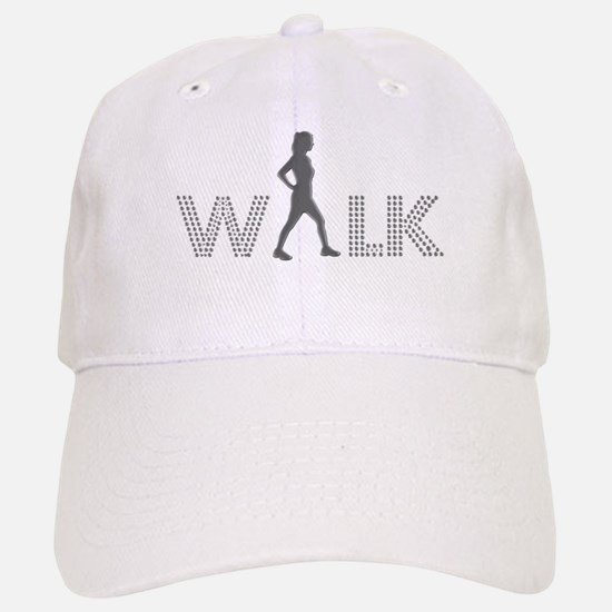 Walk Baseball Baseball Cap