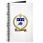 SAVOY Family Crest Journal
