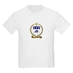 SAVOY Family Crest Kids T-Shirt