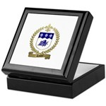 SAVOY Family Crest Keepsake Box