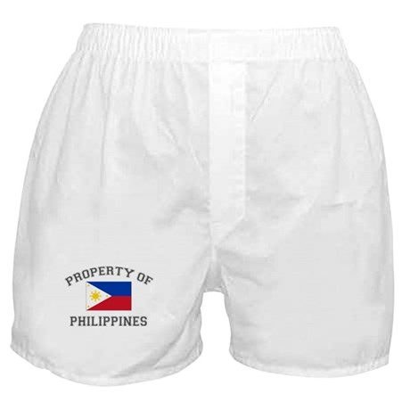 Phillipines Boxer Shorts
