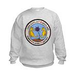 USS EXPLOIT Kids Sweatshirt