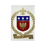 SICARD Family Crest Rectangle Magnet (10 pack)