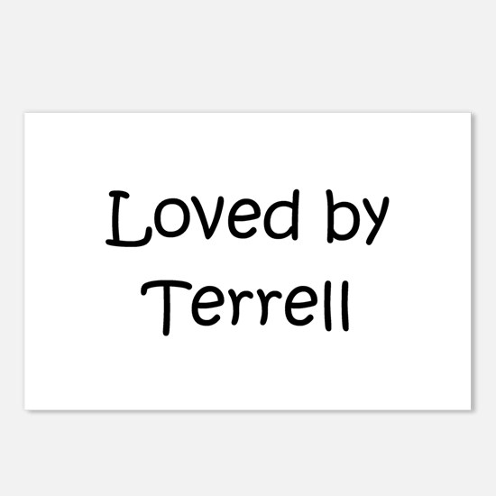 Cute Terrell Postcards (Package of 8)