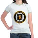 USS EXULTANT Jr. Ringer T-Shirt