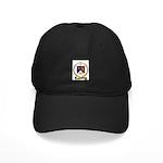 SIMONEAU Family Crest Black Cap