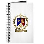 SIMONEAU Family Crest Journal