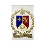 SIMONEAU Family Crest Rectangle Magnet (100 pack)