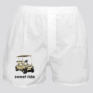 sweet ride Boxer Shorts