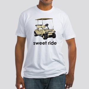 sweet ride Fitted T-Shirt