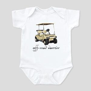 off road warrior Infant Bodysuit