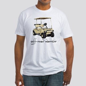 off road warrior Fitted T-Shirt