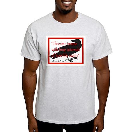 POE QUOTE 2 Light T-Shirt