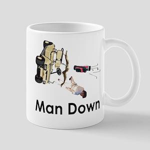 MAN DOWN Mug