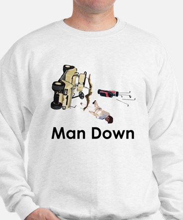 MAN DOWN Sweatshirt