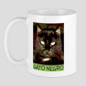GATO NEGRO Mug