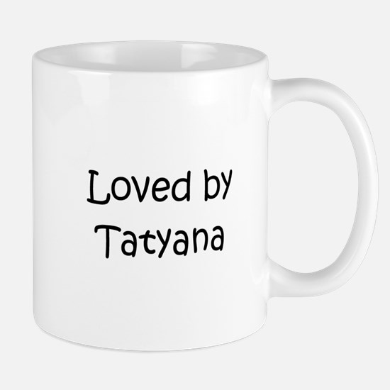 Cute Tatyana Mug
