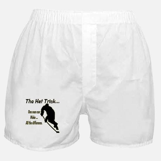 The Hat Trick Boxer Shorts