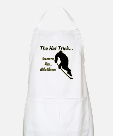 The Hat Trick BBQ Apron