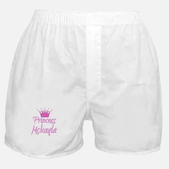 Princess Mckayla Boxer Shorts