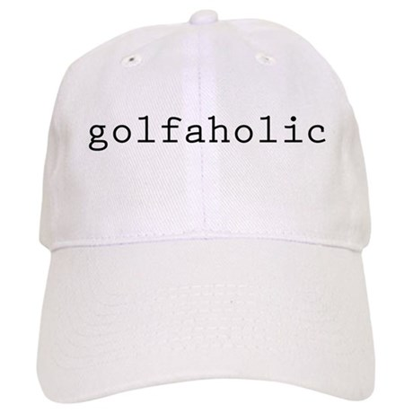 golfaholic Cap