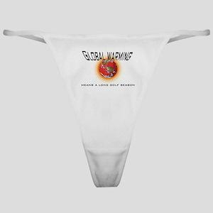 Global Warming Classic Thong