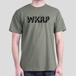 WKRP Dark T-Shirt