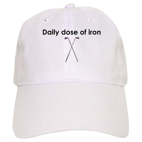 daily dose of iron Cap