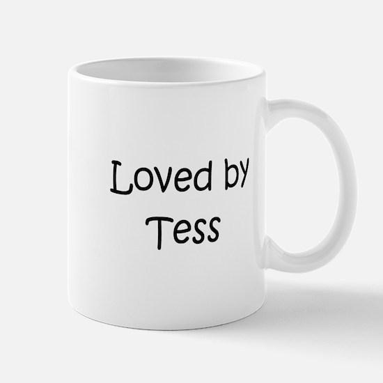Unique Tess Mug