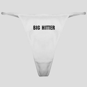 Big Hitter Classic Thong