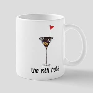 the 19h hole Mug