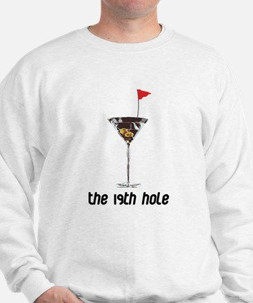 the 19h hole Sweatshirt