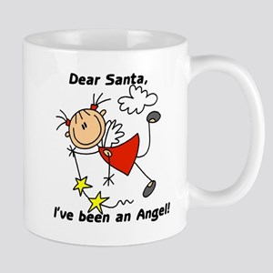 Dear Santa Holiday Mug