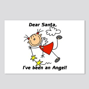 Dear Santa Holiday Postcards (Package of 8)