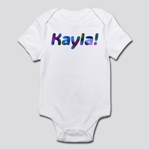 Kayla! Design #736 Infant Bodysuit