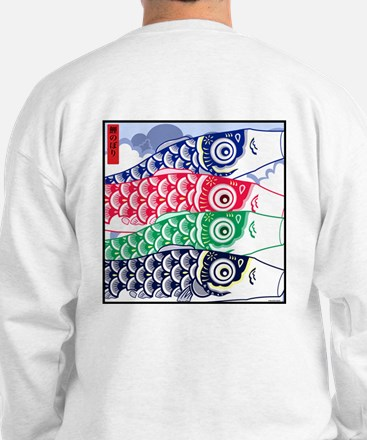 Koi Waves Sweatshirt