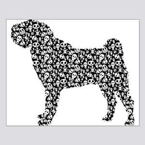 Chinese Shar-Pei Small Poster