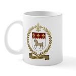 ST. LOUIS Family Crest Mug